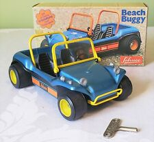 Early Schuco Toys Germany Wind-Up BEACH DUNE BUGGY ACTION TOY 60's V RARE MIB