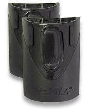 Ventz Air Flow Cooling System Black Motorcycle Jacket Vents Summer Reduce Heat