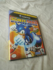 Sonic Gems Collection Nintendo Gamecube Sega NTSC Complete with manual
