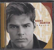 Ricky Martin - Vuelve CD like new
