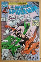 The Amazing SPIDER-MAN #342 (1990 MARVEL Comics) ~ FN Book