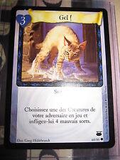 HARRY POTTER TCG CHEMIN DE TRAVERSE GEL ! 60/80 COM FRANCAIS NEUF