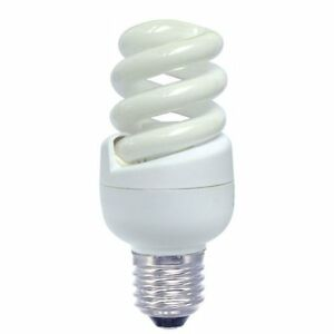 Bell 11W ES Cap Spiral - Extra Warm White (827) Compact Fluorescent Lamp