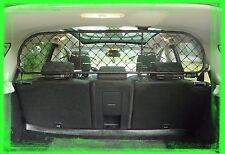 Rejilla Separador para NISSAN Qashqai+2, para perros y maletas en coche