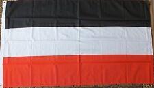 German WW1 Tricolour Flag 1914 1933 Imperial Kaiser Military Reich History bnip