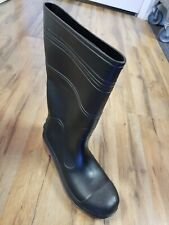 Northwest Territory Men's Boot Neptune Carwash Black Waterproof Work 100% PVC