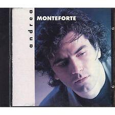 ANDREA MONTEFORTE - Omonimo - GINO PAOLI CD 1992 COME NUOVO