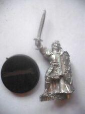 Citadel-Le Seigneur des Anneaux-Prince Imrahil sur pied-métal-Warhammer lotr