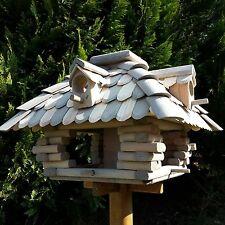 Desing Vogelhaus Handarbeit Vogelhäuschen Futterhäuser Futterhaus Nistkasten SN