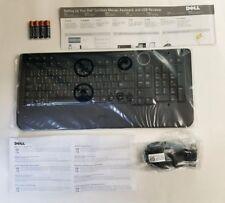 Dell Wireless Multimedia Keyboard & Mouse Kit - 0M815C