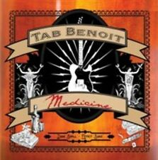 Tab Benoit - Medicine (CD) SHIPS NEXT DAY