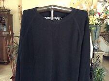 Mossimo Supply Co. Black Sweater (sizeXXL)