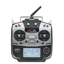 FUTABA 14SG HELI RADIO MODE 2 FASST 2.4GHZ COMPUTERIZED RC RADIO 7008SB FUTK9411