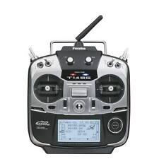 FUTABA 14SG HELI RADIO MODE 2 FASST 2.4GHZ COMPUTERIZED RC RADIO 7008SB FUTK9411