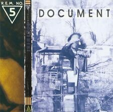 R.E.M. Document 180g LIMITED EDITION Capitol Records REM New Sealed Vinyl LP