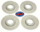 GM Window Crank Handle Door Panel Washers FACTORY CORRECT Off White Color 4pc ZF photo