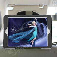 iPad 5 iPad Air Car Seat Headrest Mount Mounting Holder Strap Case PU iPad 2017