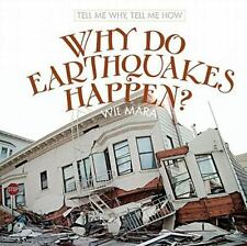 Why Do Earthquakes Happen? (Tell Me Why, Tell Me How)-ExLibrary
