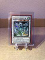 Yugioh Stardust Dragon - TDGS-EN040 - Ultra Rare - 1st Edition NM Clean Card