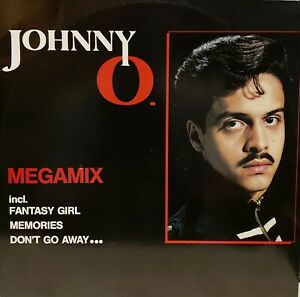 "12"" Johnny O., Megamix, ZYX, Germany 1990"