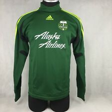 New Men's Adidas MLS Portland Timbers Training Jersey Top Size L