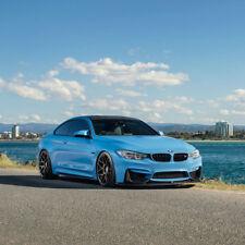 """19"""" HRE FF01 FLOW FORM BLACK CONCAVE WHEELS RIMS FITS BMW F82 M4"""