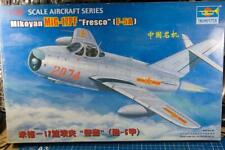 """Chinese PLA Airforce Mig-17PF """"Fresco"""" F-5A                       1/32 Trumpeter"""