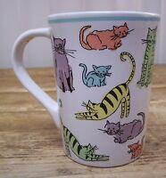 Signature Room Creative Cat Town Coffee Mug Cup