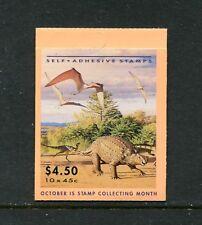 Australia 1349a, 1993 Dinosaurs, Complete Bklt, (Aus004)