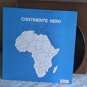 PIERO UMILIANI - CONTINENTE NERO - Afro-Jazz Library Ltd. Ed. Re-Issue Vinyl LP