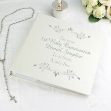 -: - Première communion -: - Personnalisé sentiments Souvenirs Album