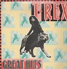 GREAT HITS LP (VINYL) UK EMI 1973 (Katalog-Nummer: BLN5003) [Vinyl] T REX