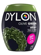 Dylon Fabric & Clothes Machine Dye Wash 350g All In Pod Includes Salt 22 Colours