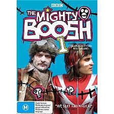 The Mighty Boosh Season 1 BBC TV Comedy 2-Disc Set Region 4 DVD VGC