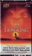 Disney's The Lion King Trading Cards 24-Pack Lot (Upper Deck 2020) - GREAT VAULE