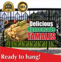 "Tamales Decal 14/"" Mexican Latino Food Truck Restaurant Concession Cater Vinyl"