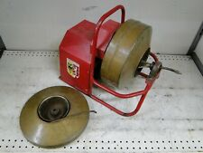 Gorlitz Model GO 380A Drain Cleaning Sewer Auger Machine w/Extra Drum WE SHIP