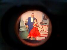KODAK Kodaslide II 3-D Stereo SLIDE VIEWER w/ Original Box 1950s TESTED WORKS !!