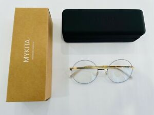 MYKITA optical frame Model. YOKO colour 236 Gold/Bluegrey. NEW