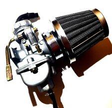 TAOTAO 110CC ATA110 B D F L ATV CARBURETOR ASSEMBLY CARB W/ AIR & FUEL FILTER