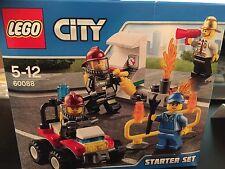 Lego Lego City Fire Starter Set 60088