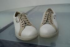 FINN COMFORT Damen Schuhe Schnürschuh m Einlagen Gr.4,5 / 39,5 creme wie NEU #12