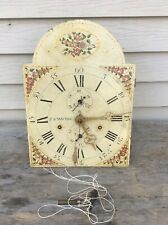 American Wooden Works Tall Case Clock Movement