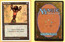 Rod of Ruin (Summer Magic (Edgar)) MTG *CCGHouse* Magic