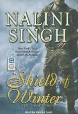 Psy/Changeling: Shield of Winter 13 by Nalini Singh (2014, MP3 CD, Unabridged)