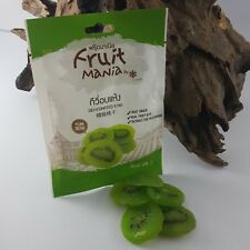 Fruit Mania Dehydrated Kiwi dried  by ICHIRO 38g halal product from Thailand