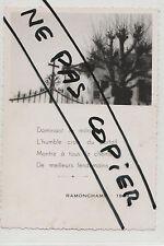 Ramonchamp - Vosges - 88 - guerre WW2 - photo  1944 libération 26 novembre
