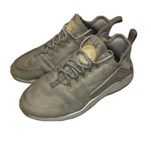 Nike Womens Air Huarache Run Ultra 819151-004 Running Shoes Lace Up Size 6.5