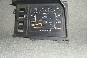 Metric 180 KMH Speedometer 1984 1985 1986 1987 Ford Escort/Mercury Lynx LN7/EXP
