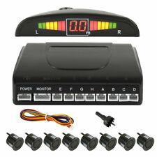 Tempo di Saldi Kit Sensori da Parcheggio con Display e Segnale Acustico 4 Pezzi - Nere